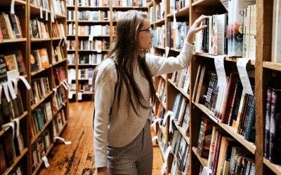 Como escolher o próximo livro que você vai ler
