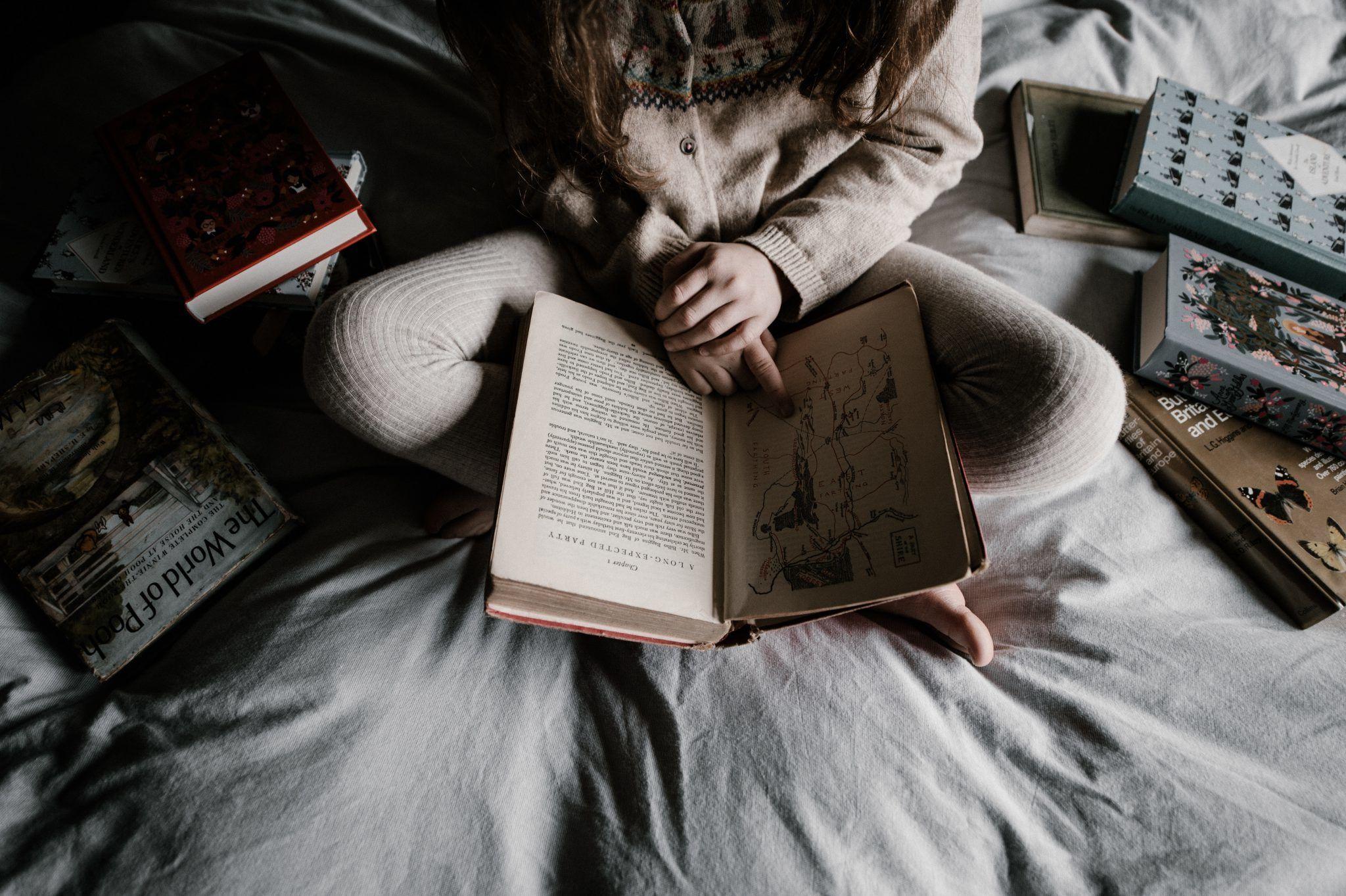 Como escolher um livro