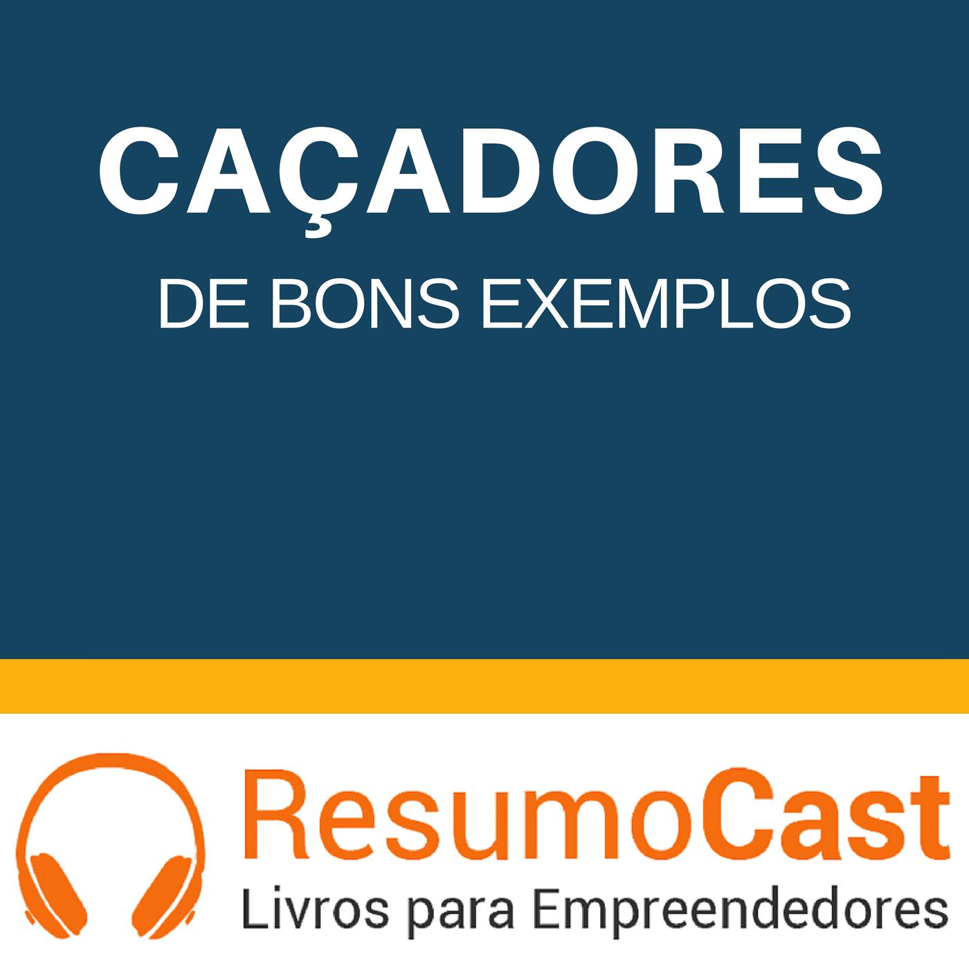 Caçadores de Bons Exemplos – Iara Xavier e Eduardo Xavier | T1#060