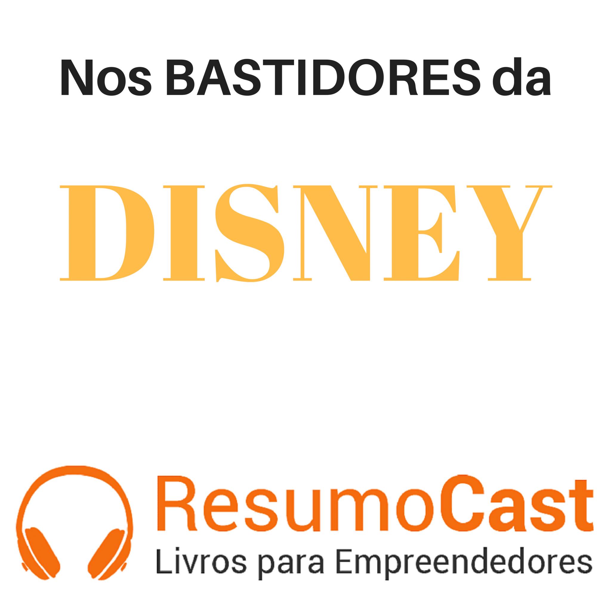 Nos Bastidores da Disney – Tom Connellan | T1#079