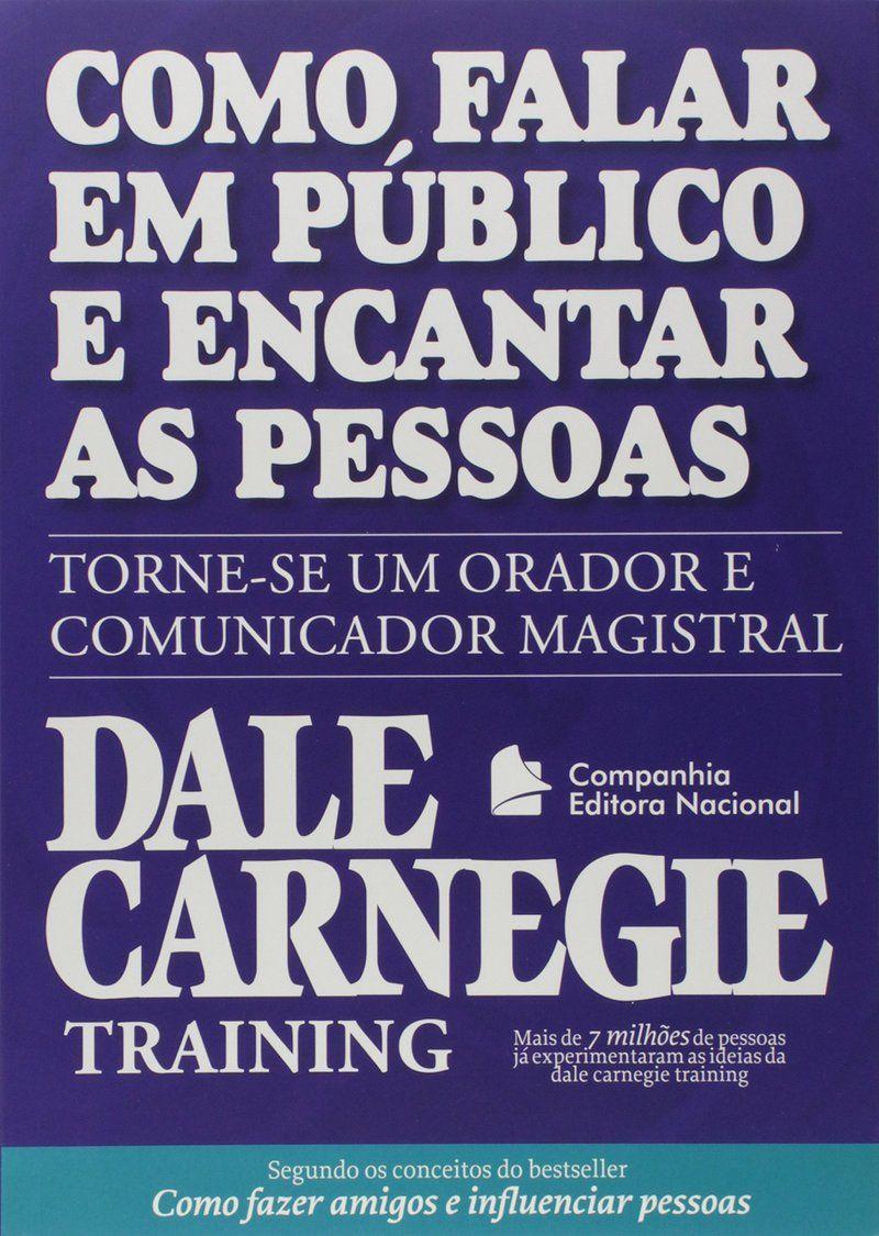 """Clique na foto para comprar o livro """"Como Falar em Público e Encantar Pessoas"""" na Amazon"""