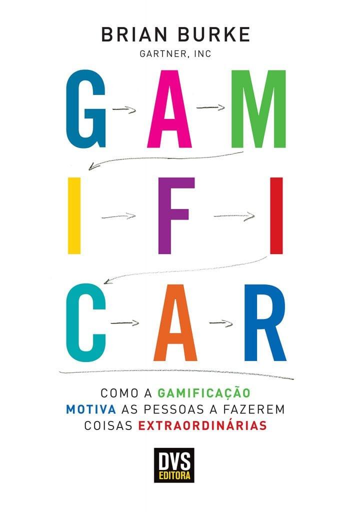 """Compre o livro """"Gamificar"""" na Amazon"""