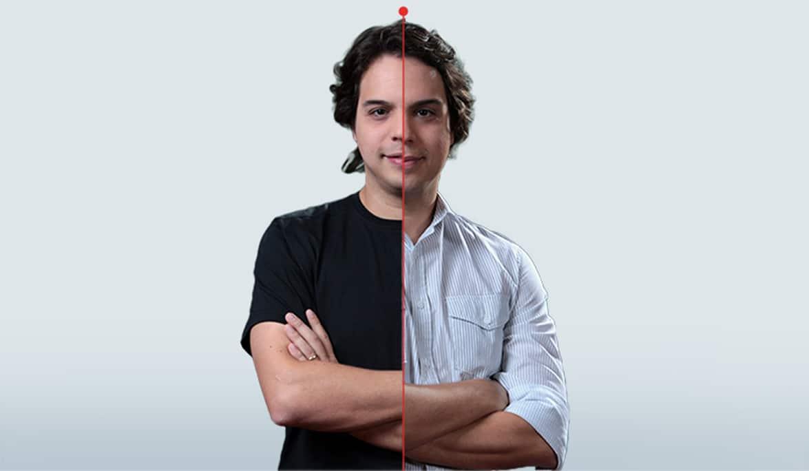 Convidado do episódio: Murilo Gun