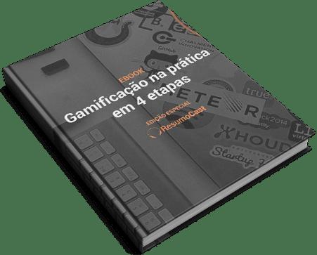 """Ebook """"Gamificação na prática em 4 etapas"""""""