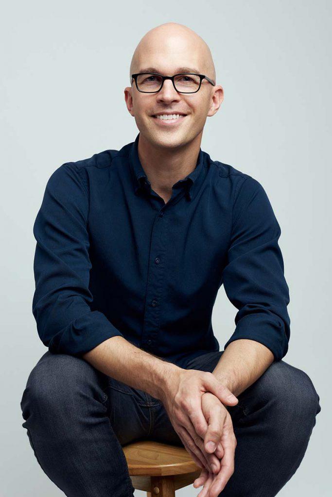 Josh Kaufman, escritor, empreendedor e palestrante.
