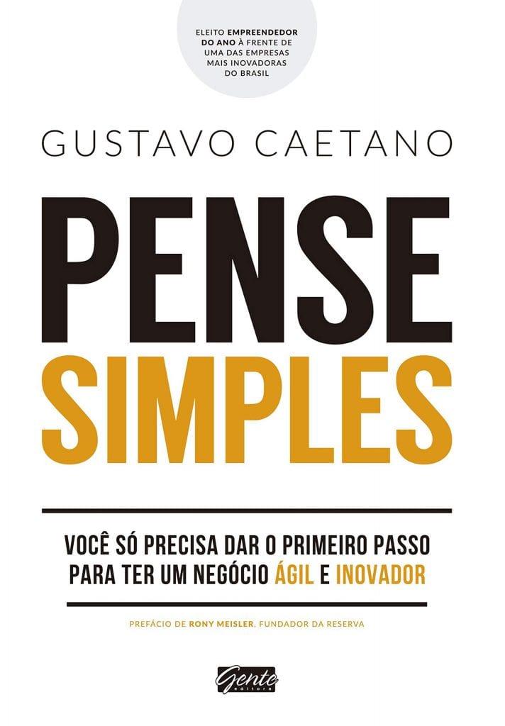"""Compre o livro """"Pense Simples"""" na Amazon"""