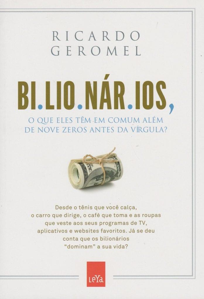 """Compre o livro """"Bilionários"""" na Amazon"""