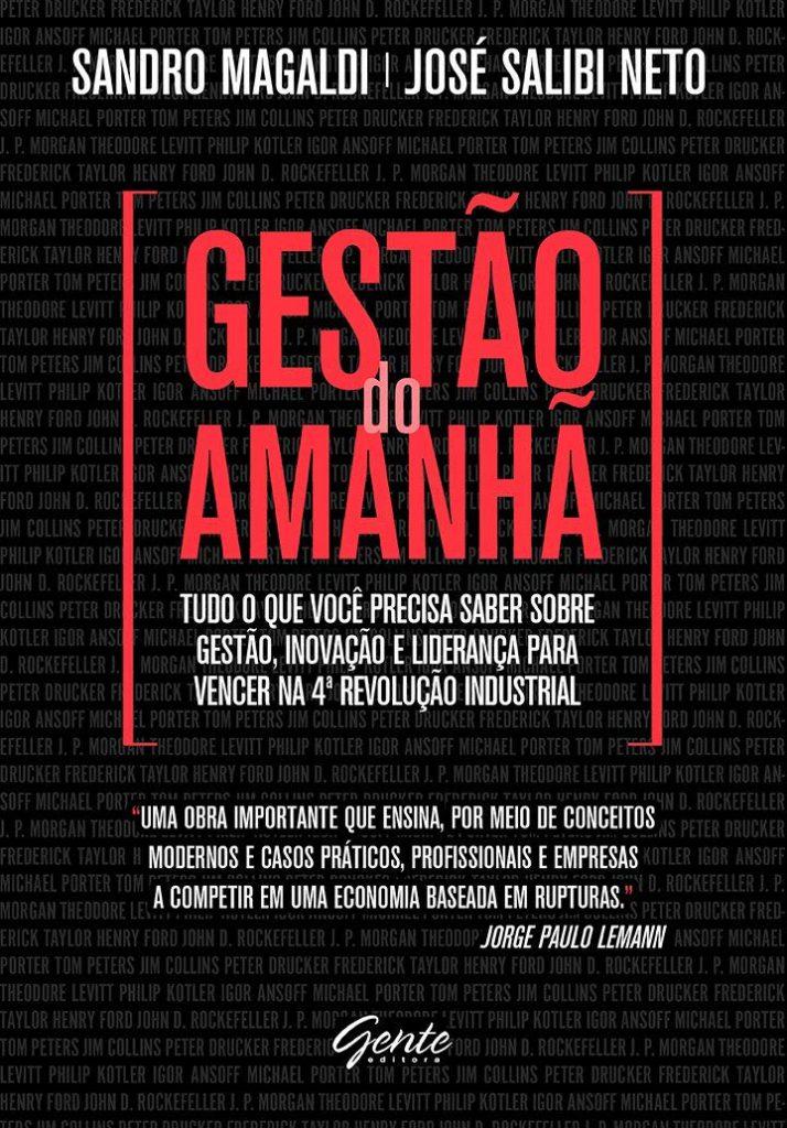 """Compre o livro """"Gestão do Amanhã"""" na Amazon"""