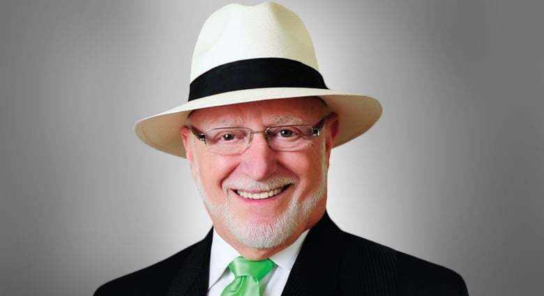 """Michael E. Gerber, autor do livro """"O Mito do Empreendedor"""""""