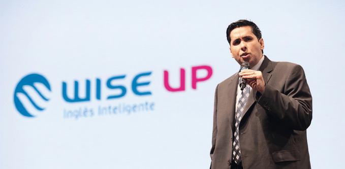 Flávio Augusto da Siva, fundador da WiseUp, Geração de Valor e meuSucesso.com