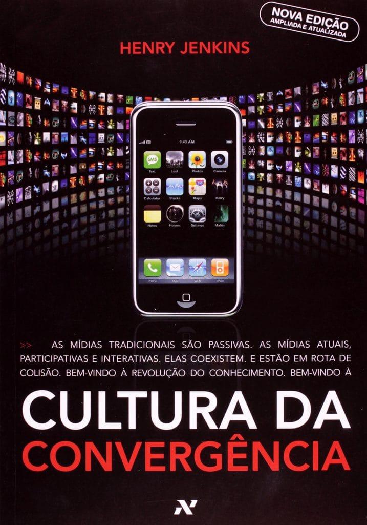 Livro Cultura da Convergência, de Henry Jenkins