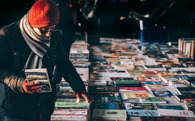 Quais as diferenças entre um best-seller e um livro comum?