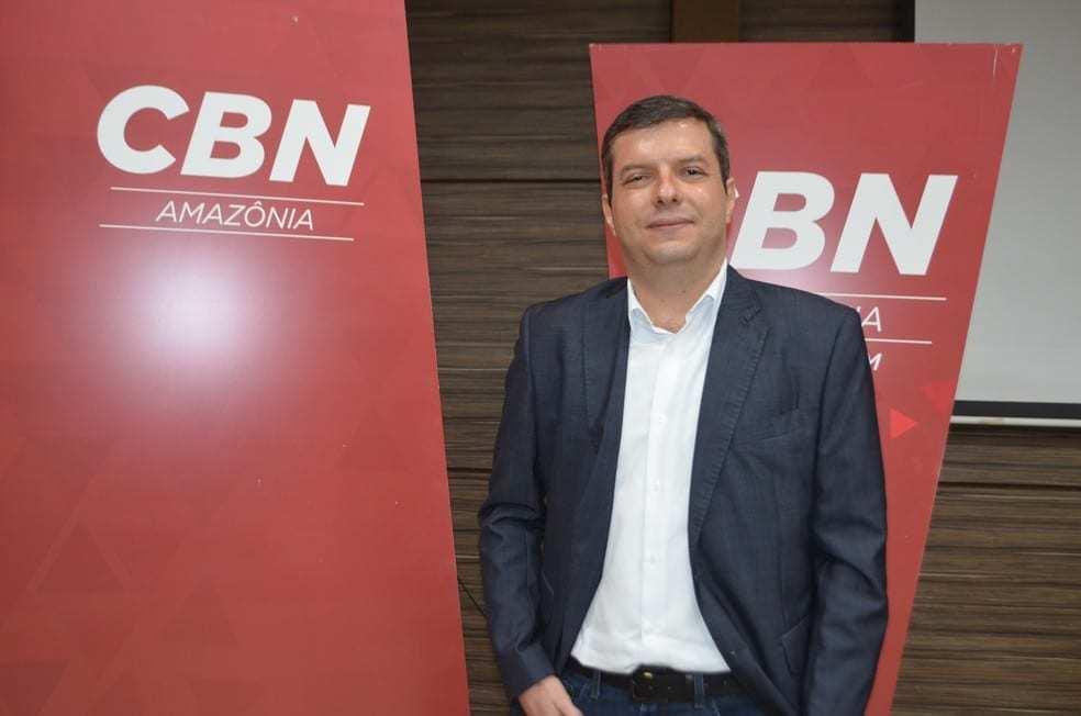 Jacks Andrade, convidado do ResumoCast e colunista na rádio CBN