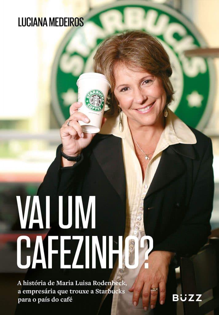 """Capa do livro """"Vai um Cafezinho?"""""""