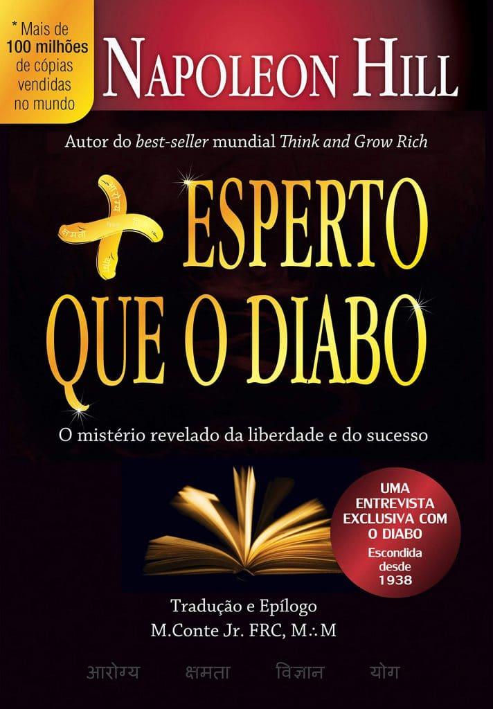 Capa do livro Mais Esperto Que o Diabo