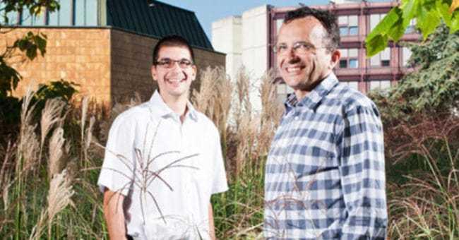 Alexander Osterwalder e Yves Pigneur, autores de Business Model Generation