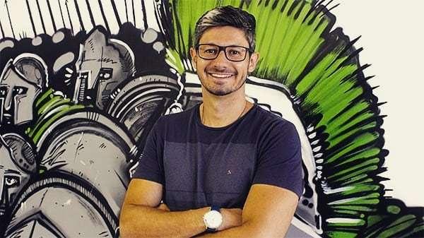 Evandro Mazuco, um dos fundadores da Agência MITO