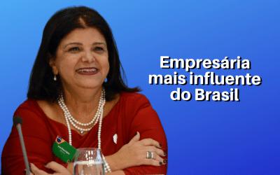 Como Luiza Helena Trajano, do Magazine Luiza, se tornou a mulher de negócios mais influente do Brasil?