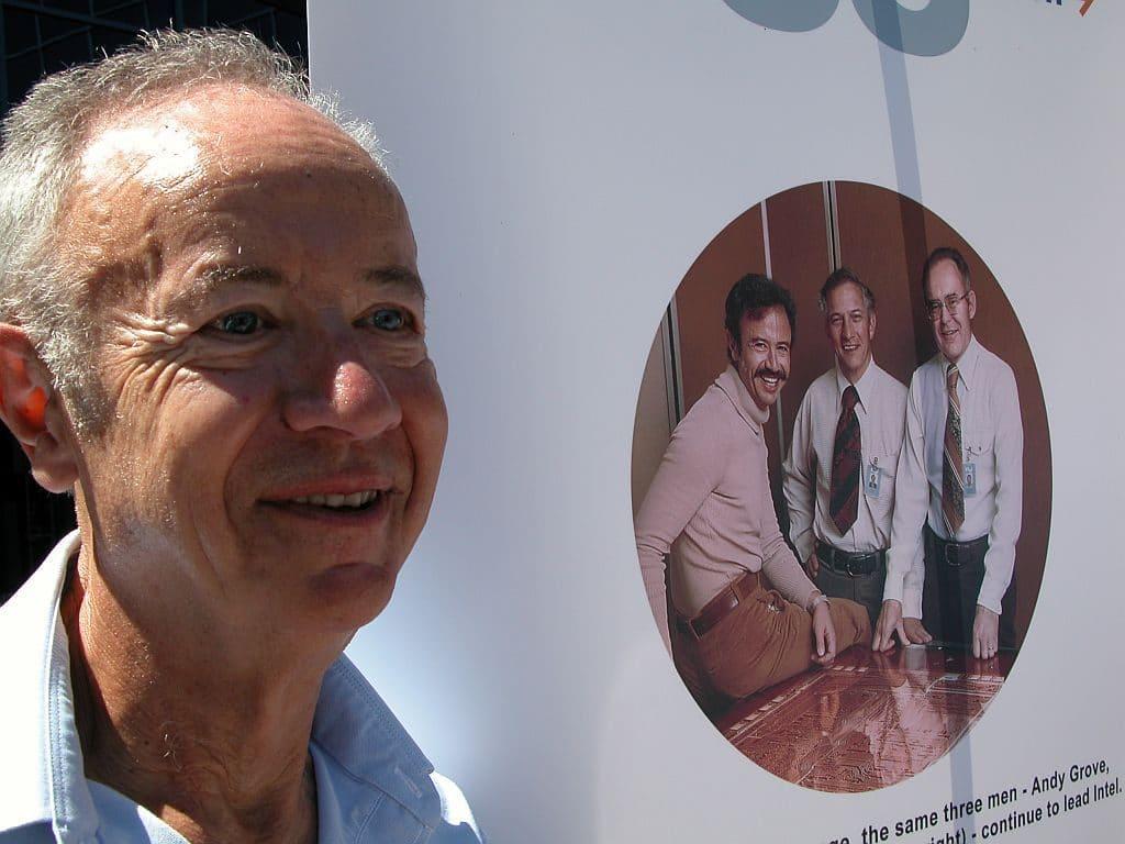 Andy Grove, autor do livro High Output Management
