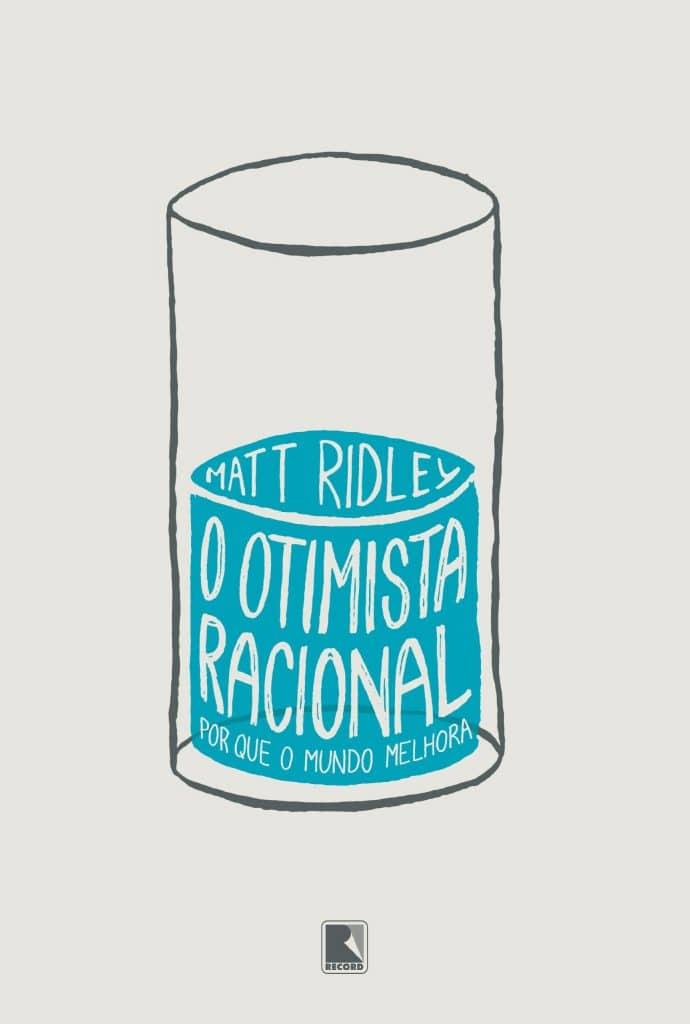 Capa do livro O Otimista Racional