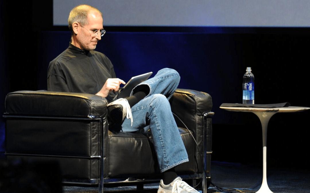 Técnicas de apresentações utilizadas por Steve Jobs
