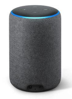 Modelo Echo da Alexa, assistente da Amazon