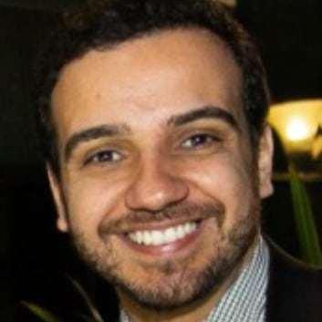 Alaor Neto Simões, executivo comercial na Wise Up