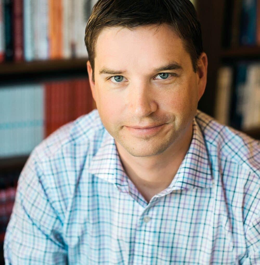Cal Newport, autor do livro Trabalho Focado (Deep Work) e Minimalismo Digital)