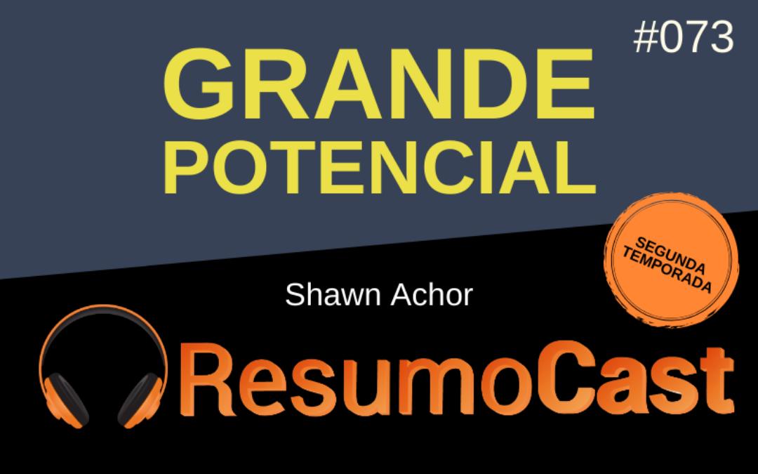 Resumo do livro Grande Potencial de Shawn Achor