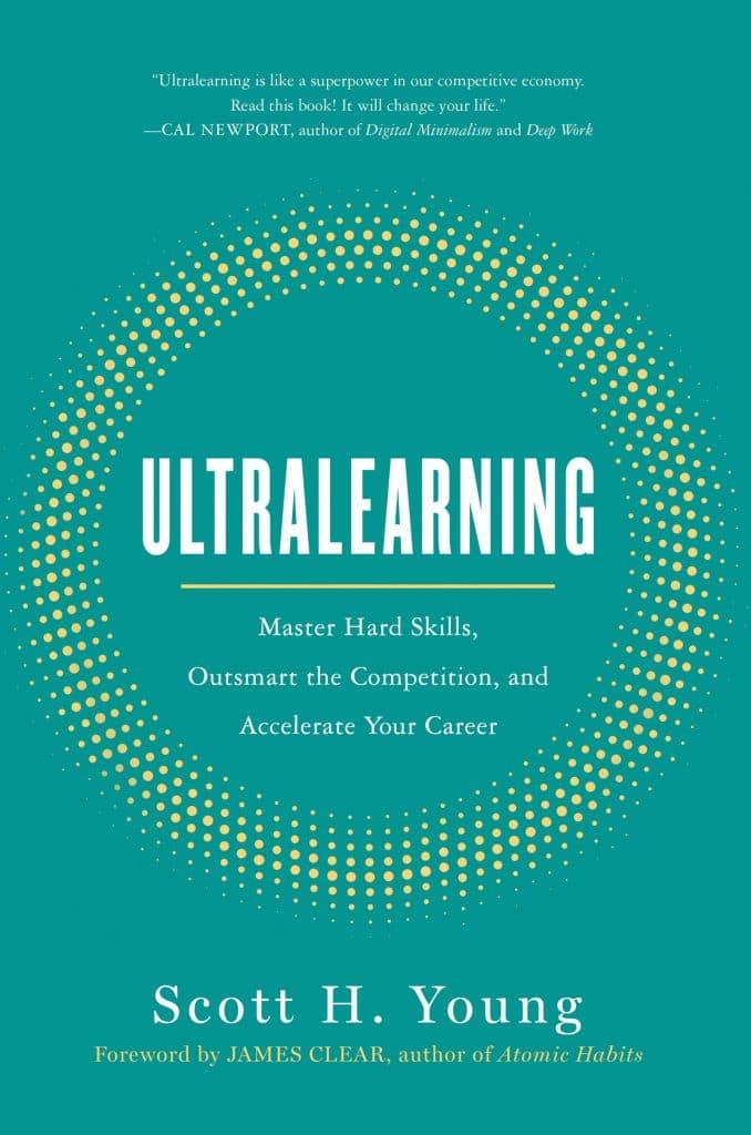 Livro Ultralearning, de Scott Young