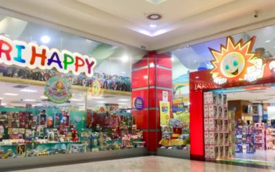 Ri Happy: uma revolução no mercado de brinquedos