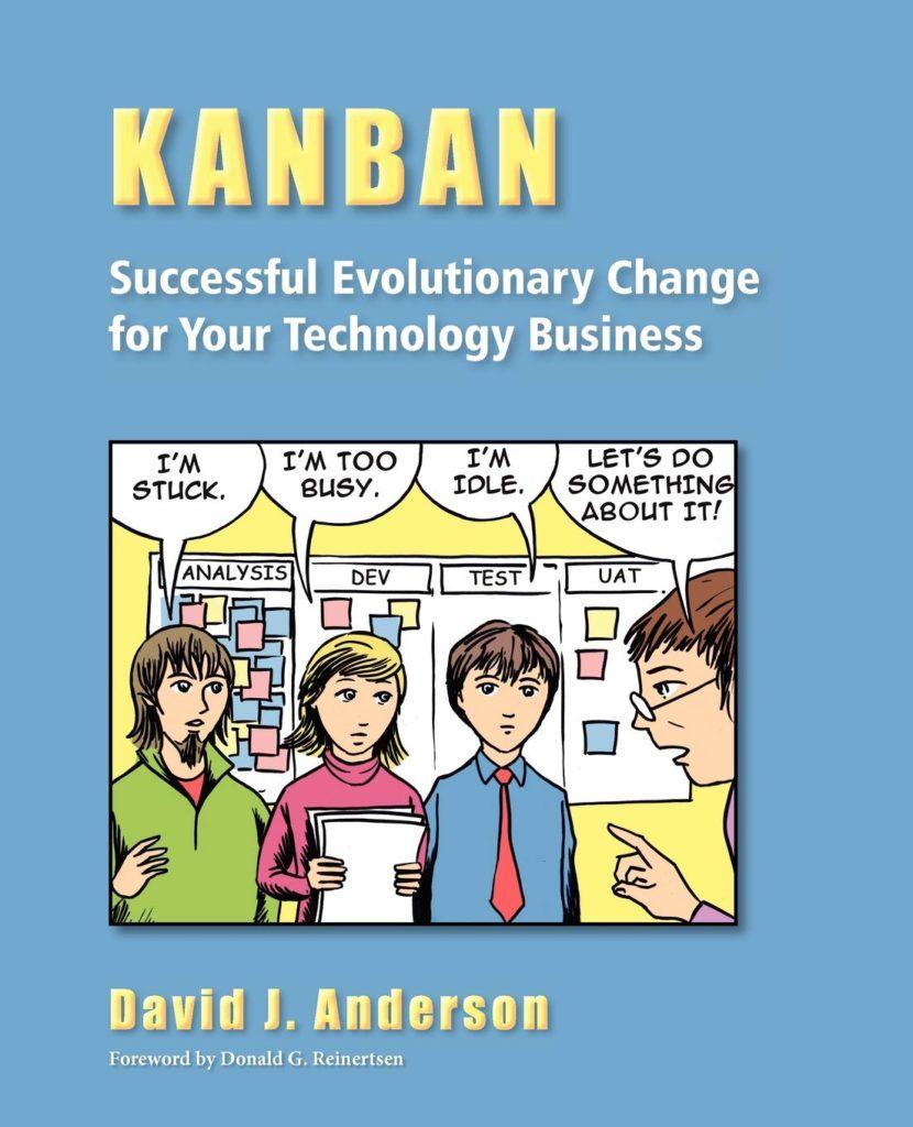 Capa do livro Kanban
