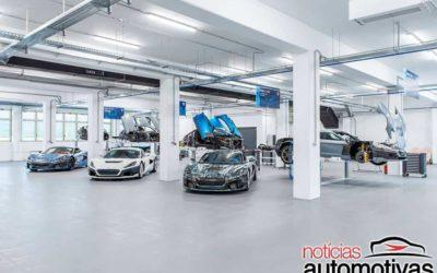 Rimac acelera produção de protótipos do hiperesportivo C_Two