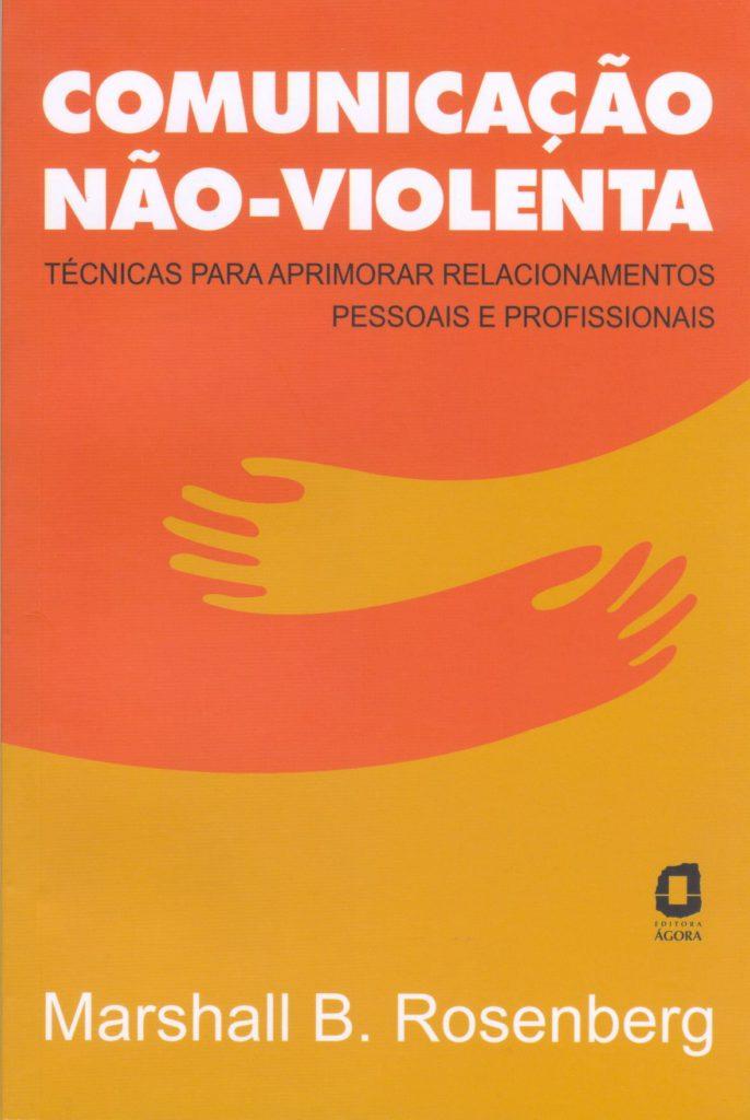 Capa do livro Comunicação Não-Violenta, de Marshall B. Rosenberg