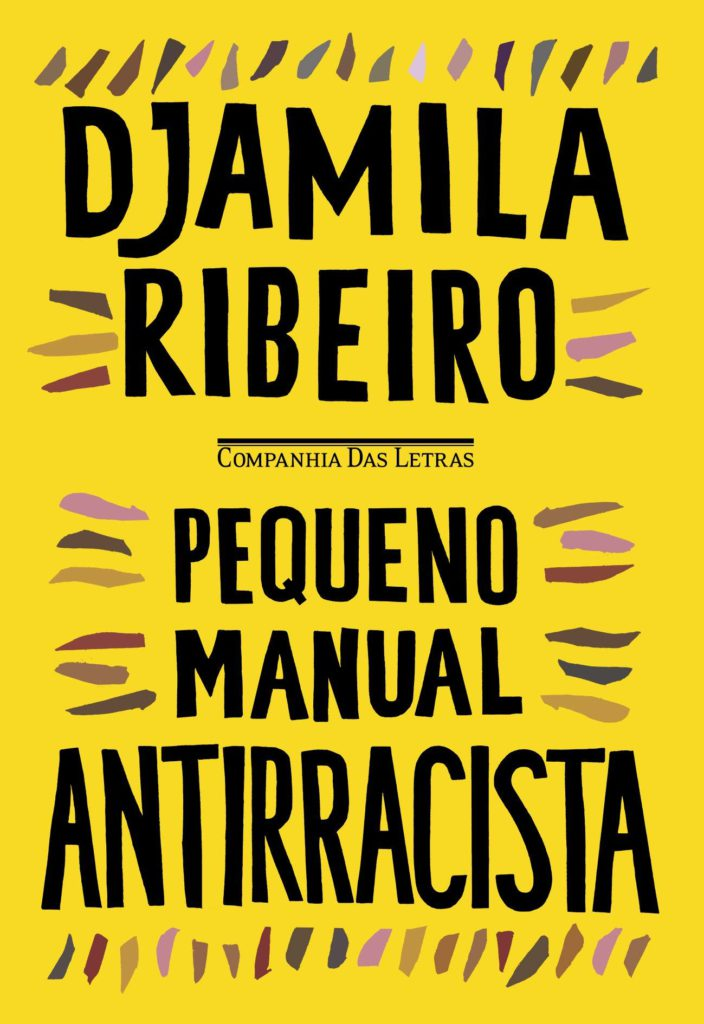 Capa do livro Pequeno Manual Antirracista