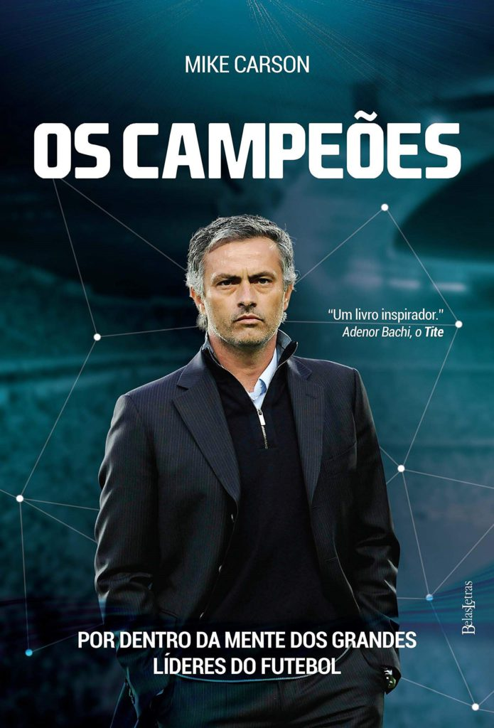 os campeoes  mike carson