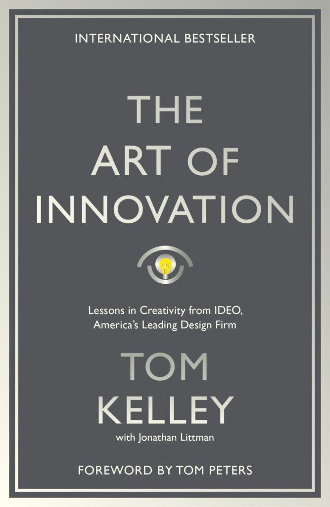 livro a arte da inovação tom kelley