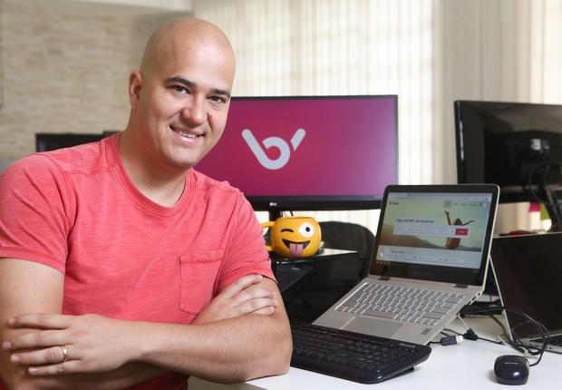 Marcelo Abritta, fundador da startup Buser  (Foto: Divulgação)