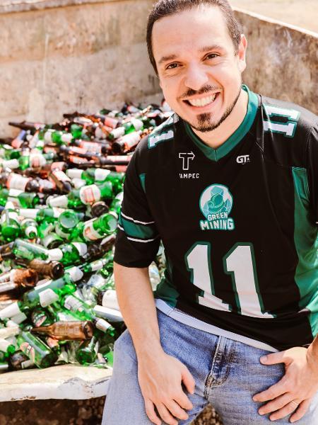 Rodrigo Oliveira, co-fundador da Green Mining - Divulgação - Divulgação