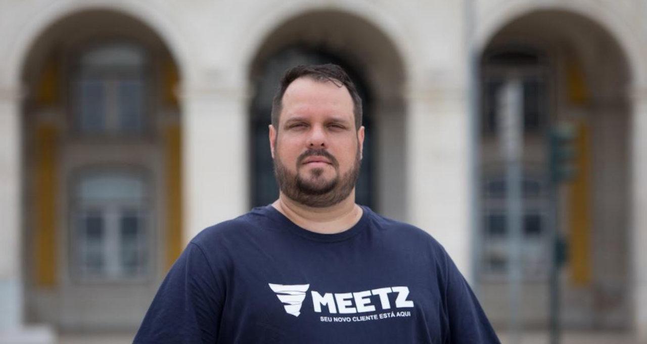 Meetz CEO Juliano Dias