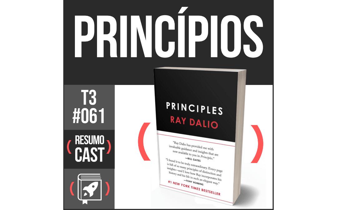 resumo do livro Principios, de Ray Dalio