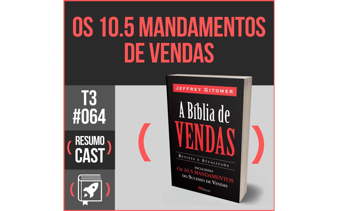 resumo do livro a biblia de vendas