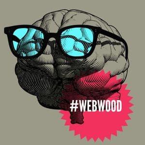 Logo Webwood agência